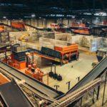 Автоматический мусоросортировочный завод