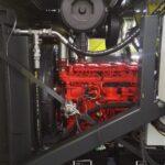 Двигатель мобильного шредера